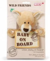 Baby Lion 'Baby on Board'