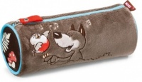 Woody Wolf Pencil Case