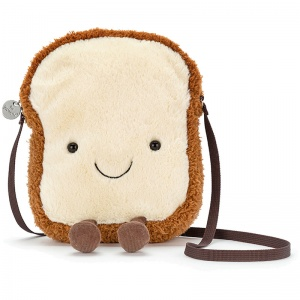 Amuseables Toast Shoulder Bag