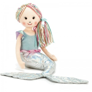 Shellbelle Aqua-Lily Mermaid