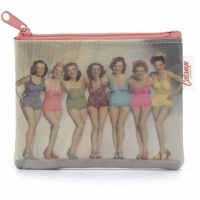 Bathing Belles Zip Purse
