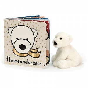 If I Were A Polar Bear Board Book