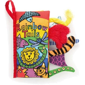 Rainbow Tails Book