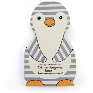Shiver Penguin Board Book
