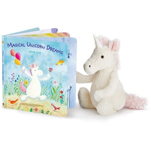 Magical Unicorn Dreams Book