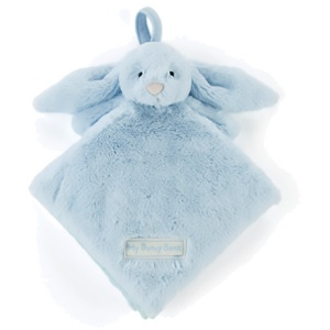 Sleepy Bunny Blue Book