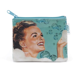 Bubble Bath Coin Purse