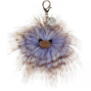Delphine Duck Bag Charm