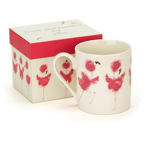 Flaunt your Feathers Mug