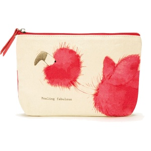 Flaunt your Feathers Small Bag