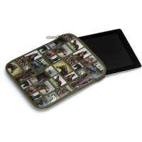 Horse Gallery iPad Sleeve
