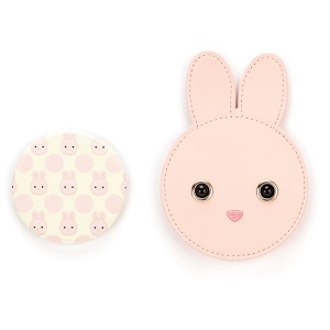 Kutie Pops Bunny Pouch Mirror