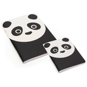 Kutie Pops Panda Notebook