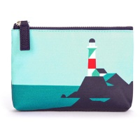 Lighthouse Make-Up Pouch