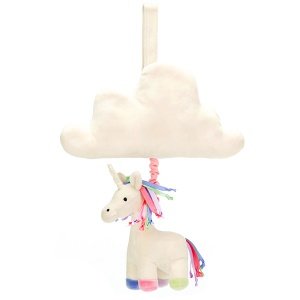 Lollopylou Unicorn Musical Pull