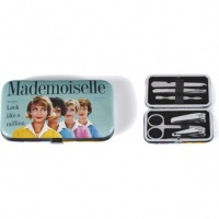 Mademoiselle Nail Care Set