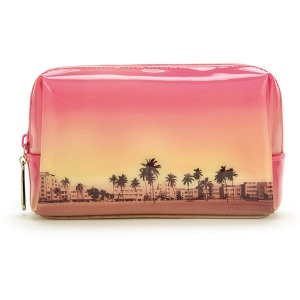 Palm Trees Beauty Bag