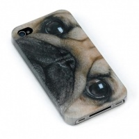 Pug iPhone Shell