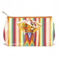Rainbow Woman Wash Bag