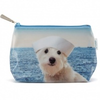 Sailing Dog Small Bag