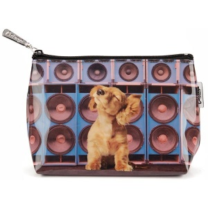 Speaker Dog Small Bag